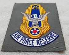"U.S. AIR FORCE RESERVE 4 X 5"" Jacket Patch"