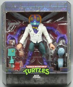 Ultimate BAXTER STOCKMAN Super7 Teenage Mutant Ninja Turtles TMNT wave1 original