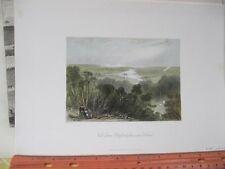 Vintage Print,PFAFFENHOFEN,Vienna,Brain+Payne,c1850