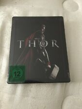 Thor Mueller/Media Markt Blu-ray Steelbook Marvel NEW SEALED RARE