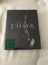 Thor Mueller/Media Markt Blu-ray Steelbook Marvel NEW SEALED RARE