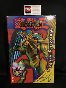 "Mattel Yu-Gi-Oh Winged Dragon of Ra 13"" deluxe model kit SEALED"