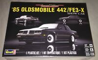 Revell '85 Oldsmobile 442 FE3-X Show Car 1/25 model car kit new 4446