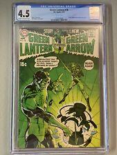 Green Lantern #76 (Apr 1970, DC) CGC 4.5! Neal Adams Cover and Art! BRONZE KEY!