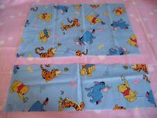 Winnie l/'ourson Imprimer mignon enfants Crème Mélange Coton Tissu//Par Mètre//
