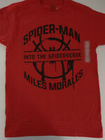 The Amazing Spiderman Into The Spider-Verse Miles Morales Marvel Comics T-Shirt