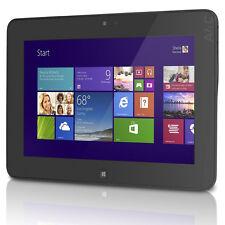 "Dell Latitude 10 ST2 Windows 8 64GB Wi-Fi Tablet Black Intel Atom 1.8GHz 10.1"""