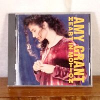 Amy Grant Heart in Motion CD Album 1991 A&M playgraded