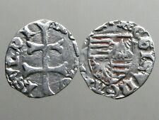 EMPEROR SIGISMUND SILVER DENAR ______Medieval Hungary______LAST WESTERN CRUSADER