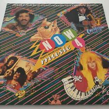 NOW 4 Now That's What I Call Music 1984 Vinyl [ NOW4 ]