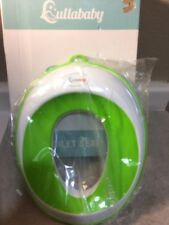 LULLABABY POTTY TRAINING TOILET SEAT--IN BOX---FREE SHIP--NEW