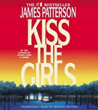Kiss the Girls (Alex Cross Novels), Patterson, James, Good Condition, Book