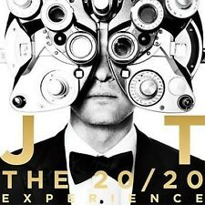 The 20/20 Experience Justin Timberlake CD Sealed ! New ! 2013