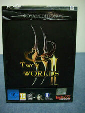 TWO WORLDS II ROYAL EDITION Collectors PC