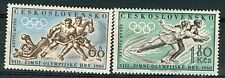 OLYMPIC WINTER GAMES SQUAW VALLEY 1960 CSSR 1960