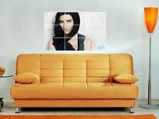 """LAURA PAUSINI 35""""X25"""" INCH MOSAIC MONTAGE WALL POSTER"""