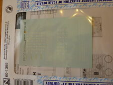 Microscale Decal N #60-1399 Northern Pacific (NP) Freight Cars Vol.2 Woodchip Go