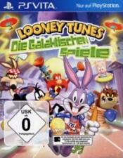 Playstation PS Vita Looney Tunes Die Galaktischen Spiele Top Zustand