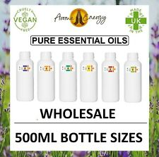 Essential Oils - 500ml - For Aromatherapy Pure Essential Oil Fragrance Natural