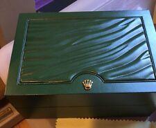 Vintage Original Wristwatch Rolex Box /GENEVE SUISSE 31.00.04