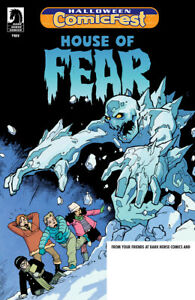 House of Fear Attack of Killer Snowmen #1 Halloween 2019 Dark Horse