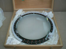 Topcon 12 Optical Comparator Screen And Frame Assembly