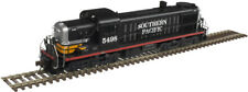 HO - ATLAS CLASSIC SILVER 10 003 036 SOUTHERN PACIFIC RSD-4/5 # 5495 DCC Ready