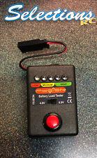Logic RC Fusion Battery Load Tester 4.8v & 6v FS-BC04 Anti Brownout for RX Packs