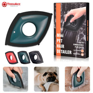Pet Hair Remover Brush Reusable Fur Dog Cat Lint Cleaning Brush Removal Roller