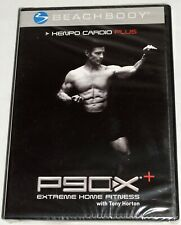 P90X Kenpo Cardio Plus Extreme Home Fitness w Tony Horton New Factory Sealed DVD
