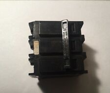 Sylvania Gte 30 Amp 3 Pole C330 Type C Circuit Breaker E16248