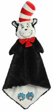 """Dr Seuss 20"""" Cat in The Hat Luvster Blanket Plush Doll Soft Toy"""