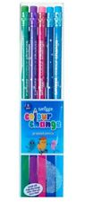 NEW! SMIGGLE COLOUR CHANGE PENCILS -  PACK OF 5 💓NEW PACKAGING💓