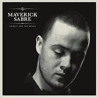Maverick Sabre - Lonely Are The Brave (NEW 2 VINYL LP)