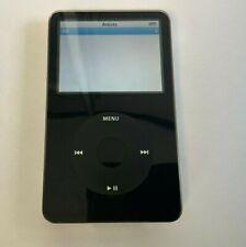 Genuine Apple iPod Classic 30 GB Digital Player Black