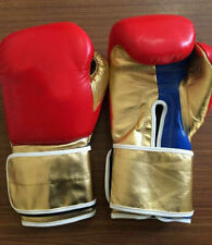Brand New Custom Leather Boxing Gloves Any logo R Name, no winning grant