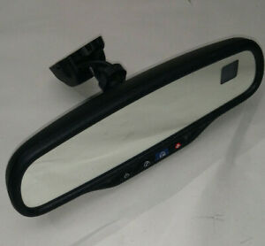2002-2009 Chevy GMC Rear View Mirror Auto Dimming Onstar Compass Temp