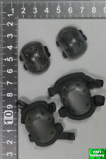 1:6 Scale DAM 78064 Russian Spetsnaz FSB Alpha Group - Elbow & Knee Pads