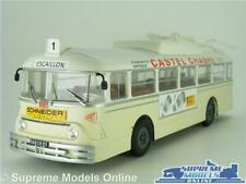 VETRA CHAUSSON TROLLEY MODEL BUS COACH 1:43 SCALE IXO TROLLEYBUS LARGE TRAM K8
