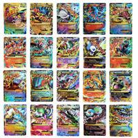 Cartes Pokemon 60GX RARE Pas de répétition Flash Card Pocket Monster Cadeau