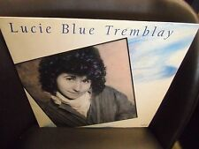 Lucie Blue Tremblay LP 1986 Olivia Records EX