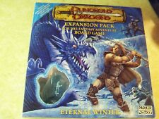 ETERNAL WINTER EXPANSION Dungeons & Dragons*NEW*SEALED* RARE*2003*