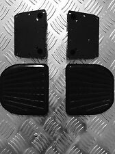 Pair Hover Balance Board Swegway Segway Rubber Spare Foot Pads & Under Cushions
