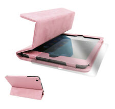 NEW CASE COVER+SCREEN PROTECTOR STAND POLYURETHANE LEATHER PINK APPLE IPAD MINI