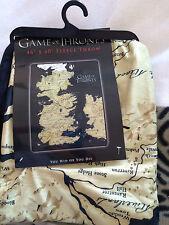 Game of Thrones   Map of westeros   bed throw blanket  fleece