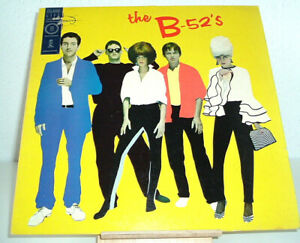 The B 52´s - The B 52´s ©1979 ISLAND Rec (Reissue 'Island Life Collection' 25th)