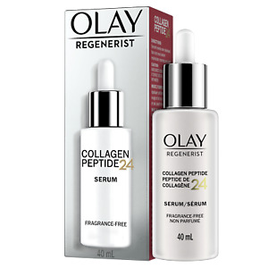 Olay Regenerist Collagen Peptide 24 Day Serum Non Fragrant 40ml  Genuine ✅