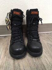 Harley-Davidson FXRG-3 Mens Riding Boots Size 7 98304