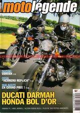 MOTO LEGENDE 140 Santiago HERREO DUCATI 900 Darmah HONDA CB SUZUKI RV TY YAMAHA