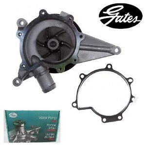 GATES Engine Water Pump for Lincoln LS V6; 3.0L 2003-2005